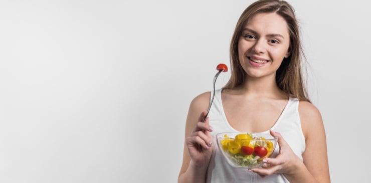 Dieta bogata w antyoksydanty