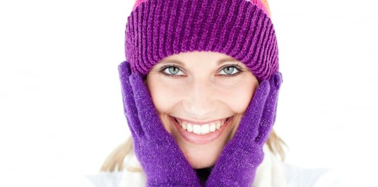 Jakie zabiegi kosmetyczne możemy wykonywać zimą?