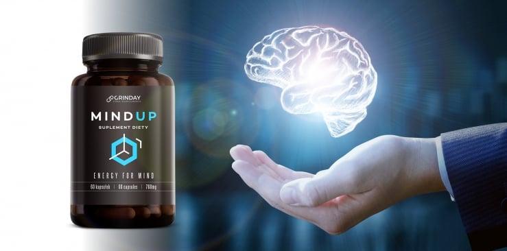 Mind Up na lepszą pracę mózgu - jak działa?