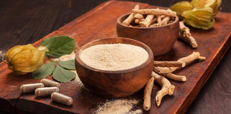 Sensoril® Ashwagandha, ekstrakt z korzenia i liści witanii ospałej