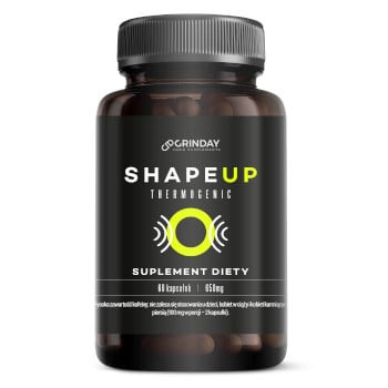 Shape Up -  Thermo Fat Burner